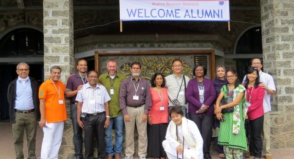Alumni Weekend Reunion