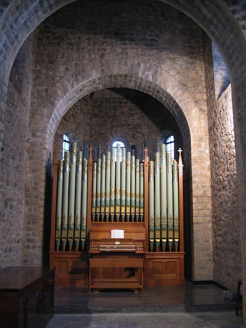 Pipe Organ Dedication