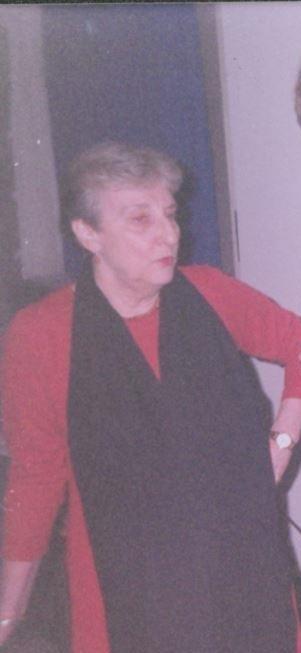 ANNE WARRIOR