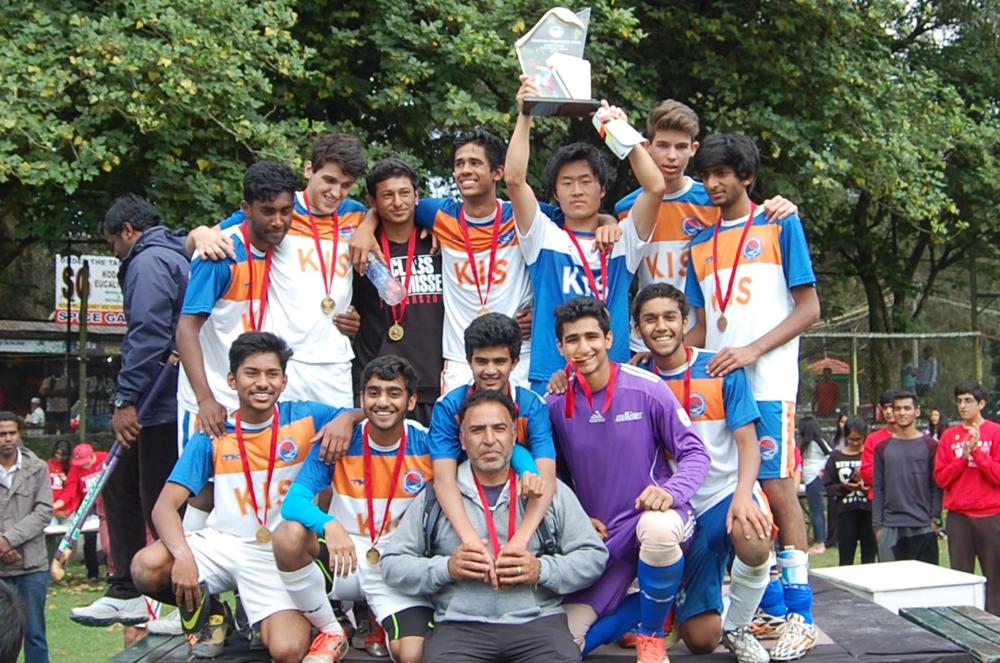 Kodai Soccer Open 2105