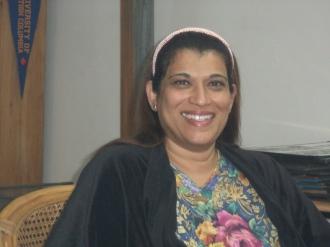 Anita Khaldy '82