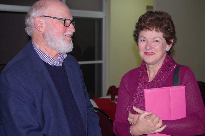 Bob Granner and Kristin Hennig (1)